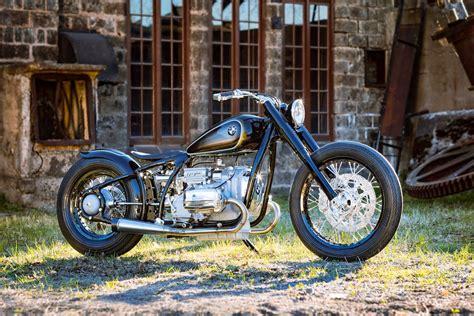 bmw motocross bike bmw r 5 hommage custom motorcycle modern simplicity