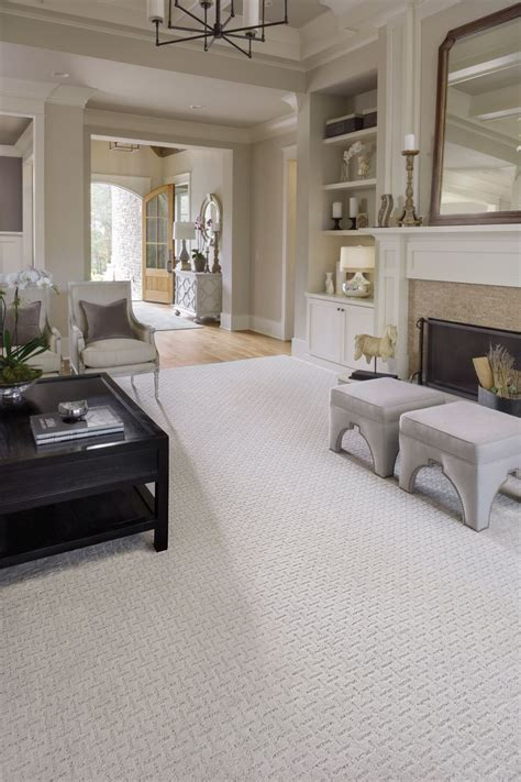 carpet living room quot cut and loop quot patterned carpet carpet pinterest