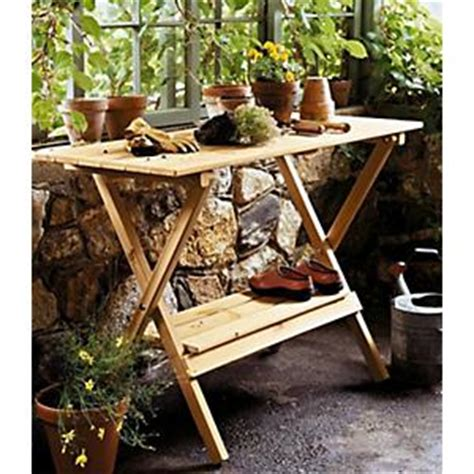 merry garden potting bench merry products simple potting bench console table garden com