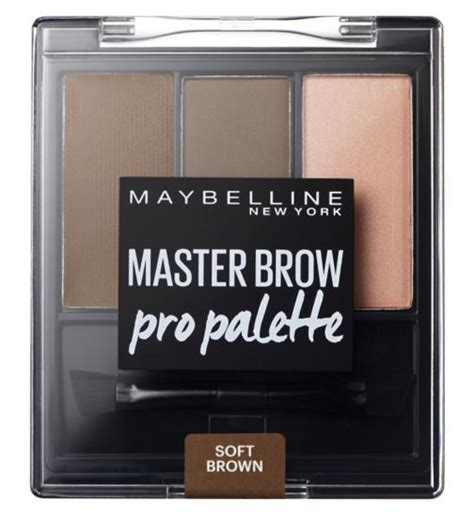 Maybelline Eyebrow Kit how to get the luxury look for less inthefrow