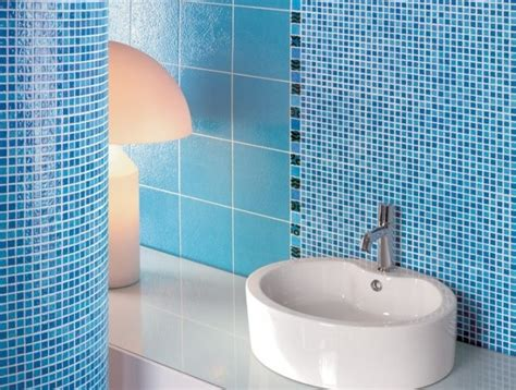 Piastrelle Bagno Mosaico Azzurro by Foto Di Bagni A Mosaico Pourfemme