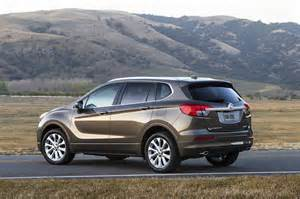 Buick Suv Models New 2016 Buick Suv Prices Msrp Cnynewcars