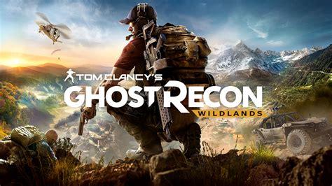 Ps4 Ghost Recon Wildlands Tom Clancys tom clancy s ghost recon wildlands ps4 playstation