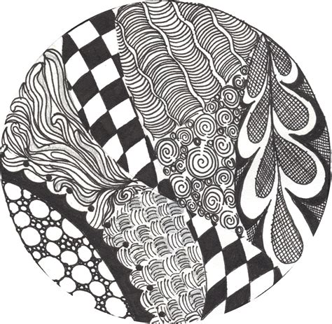 easy zentangle patterns black zentangle drawing by zentangle patterns for beginners zentangle patterns zen
