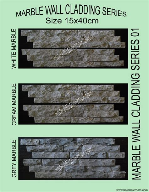 7 types of cladding marble wall cladding