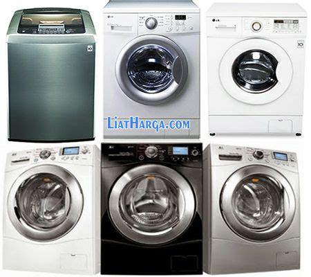 Harga Merk Mesin Cuci Lg daftar harga mesin cuci lg 1 2 tabung terbaru 2018