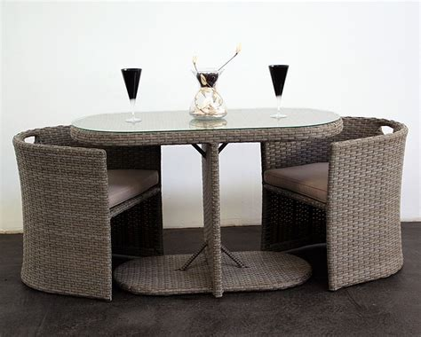 Rattan Bistro Table Wicker Bistro Table A Creative