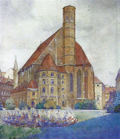 was hitler a house painter watercolor of st charles s church in vienna by adolf hitler
