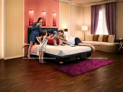 Bed Comforta Mattress bed harga bed termurah di indonesia
