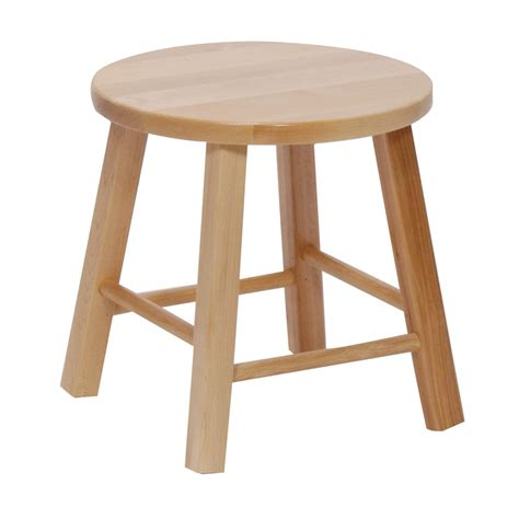 steffy wood products swp72 solid maple stool atg stores