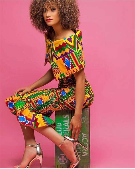 casual african print styles  friday reny styles