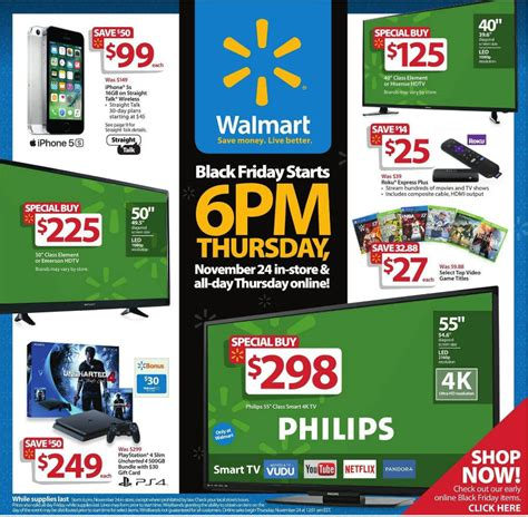 black friday prices at walmart walmart s black friday deals highlights