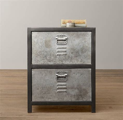 Metal Locker Nightstand Pin By M 243 Nica Alvo On Home Decor Design Pinterest
