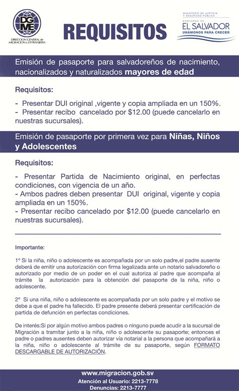 requisitos para jubilarse en 2016 requisitos para tramitar su pasaporte adultos y ni 241 as