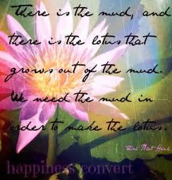 Lotus Flower Quote Buddha Lotus Flower Quote Via Www Happinessconvert