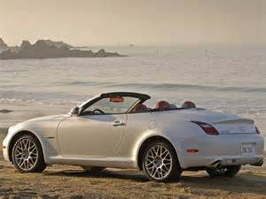 Hardtop Convertible Lexus 2007 Lexus Sc Pebble Edition Hardtop Convertible