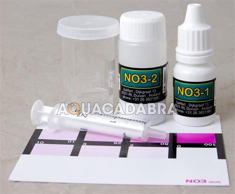 Salifert No3 Test By Indoaqua Shop by Salifert Nitrate No3 Profi Test Kit Marine Reef Fish Tank