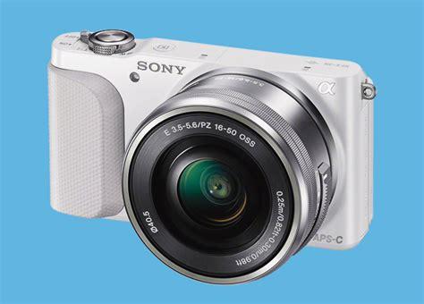 Kamera Sony Nex 3n promotion page sony nex 3n pro in the blink of