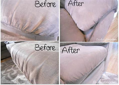 Microfiber Sofa Cleaner by How To Clean A Microfiber Or Sofa One Thing