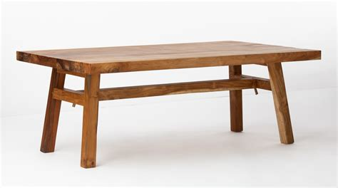 java farmhouse coffee table reclaimed teak