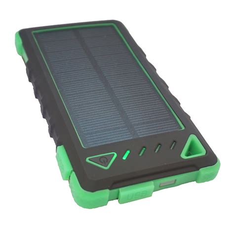 Power Bank Solar 100 000 Mah smart 8 000 mah solar powerbank sunchargers eu solar