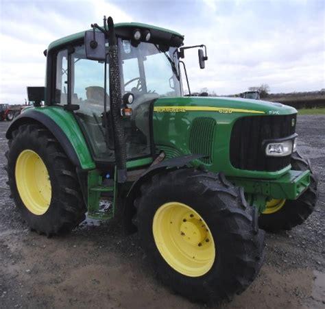 John Deere Tractors 6120 6220 6320 6420 6120l 6220l