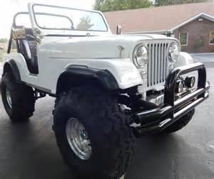 Jeep Fiberglass 1979 Jeep Cj5 All Fiberglass Garage Kept Never