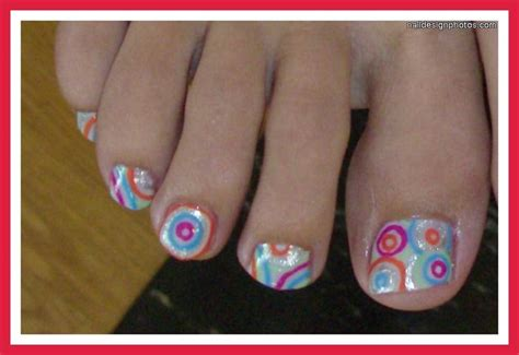 Stewart Gets Nails Toes Did by Fingernail And Toenail Designs For Toenail Designs