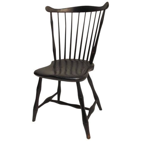 Early American Chair early american side chair for sale at 1stdibs