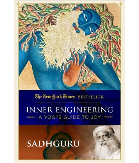 inner engineering a yogi s guide to by sadhguru buy