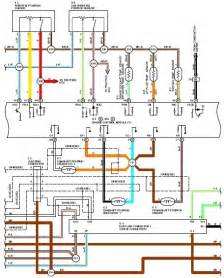 toyota sequoia electrical wiring diagram