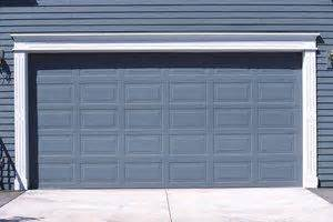 2017 garage door installation replacement costs