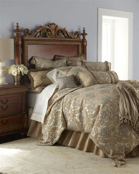 Florentine Comforter Set by Dian Couture Home Florentine Bedding Horchow