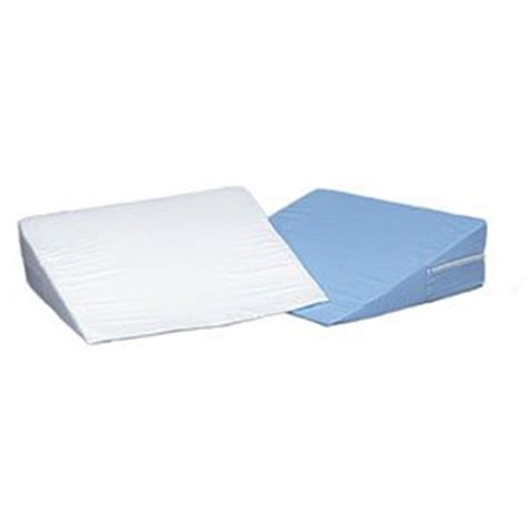 wedge for bed to elevate head amazon com elevating bed wedge 12x24x24 ea health