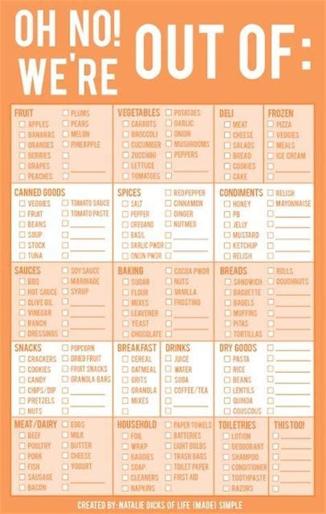 kitchen needs list kitchen essentials receptacle pinterest