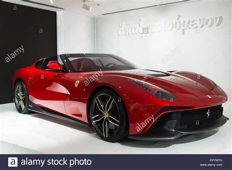 Ferrari Museum Italy ferrari unicum ferrari museum maranello italy stock