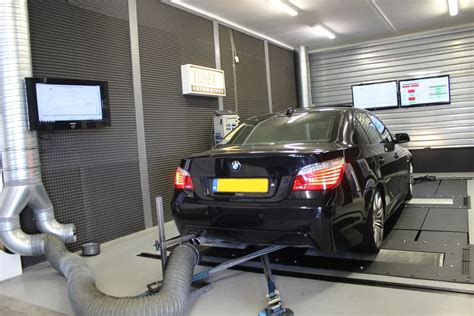 S Heerenberg Auto Tuning by Chiptuning Bmw E60 E61 535d 272pk Tunex