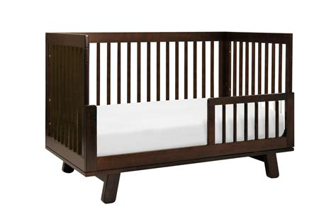 Hudson Convertible Crib Hudson 3 In 1 Convertible Crib With Toddler Bed Conversion Kit Babyletto