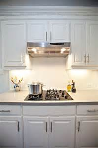 White Kitchen Subway Tile Backsplash Subway Tile Backsplash Contemporary Kitchen Studio Ten 25