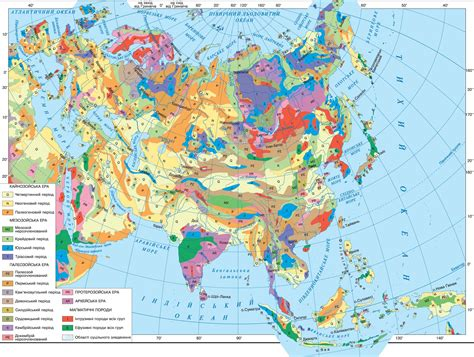 map of eurasia eurasia physical map decades continental glaciation tectonics
