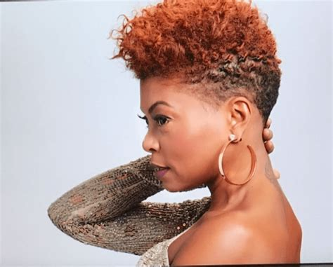 Hairstyles With Real Hair by Taraji P Henson Real Hair Www Pixshark Images