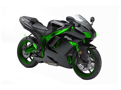 green motocross green motorcycle photoshop black green 07 zx6r ryans