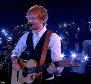 ed sheeran x factor strictly come dancing slaughters the x factor in the