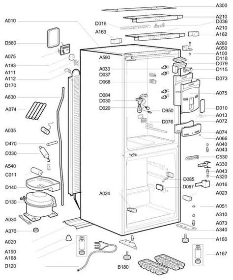samsung refrigerator wiring diagram wiring diagrams