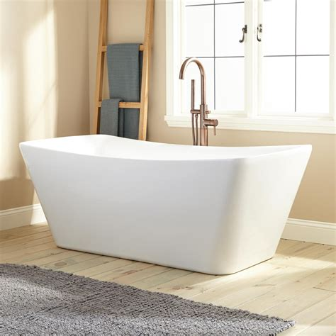 free standing bathtubs nina acrylic freestanding tub bathroom