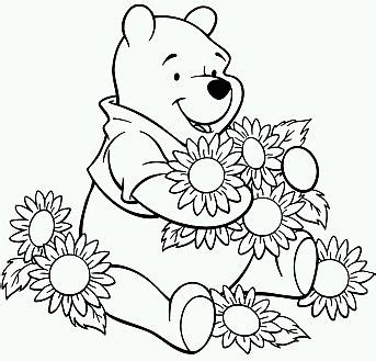 imagenes de winnie pooh con flores banco de imagenes y fotos gratis dibujos de winnie pooh