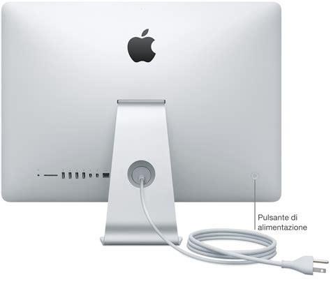 avviare alimentatore pc come accendere o spegnere il mac supporto apple