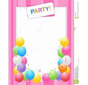 Birthday Invitation Backgrounds  Cloudinvitationcom