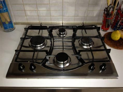 accensione gas piano cottura non funziona accensione elettrica piano cottura