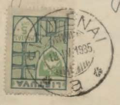 shavlan books philately of lithuania filatelie litouwen